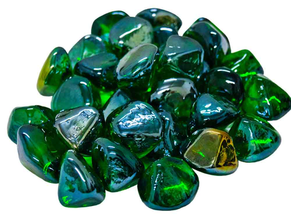 Real Fyre Emerald Diamond Nuggets