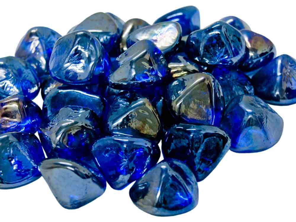 Real Fyre Pacific Blue Diamond Nuggets