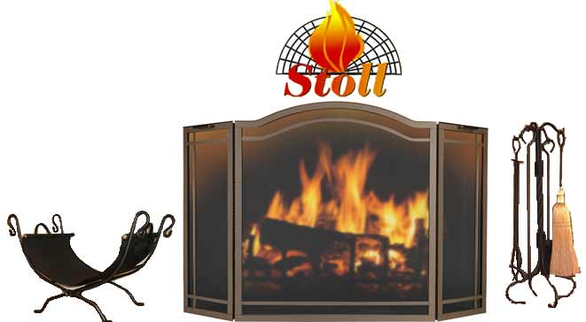 Sample of Stoll Fireplace Accessories