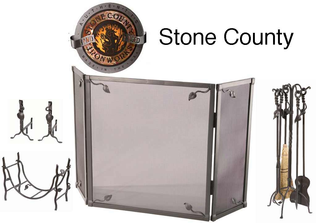 Sample of Stone County Fireplace Accessories
