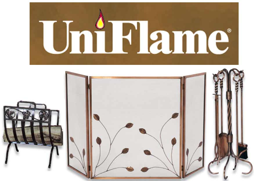 Sample of Uniflame Fireplace Accessories