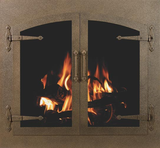 Arched Glass Fireplace Doors stoll fireplace inc glass and mesh doors and hanging mesh | paykel